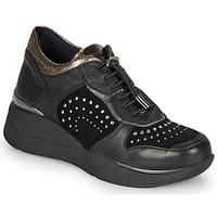 鞋子 女士 球鞋基本款 Stonefly 斯通富莱 ELETTRA 6 黑色