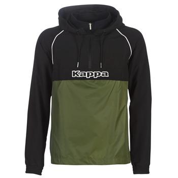 衣服 男士 冲锋衣 Kappa 卡帕 RISANO 黑色 / 卡其色