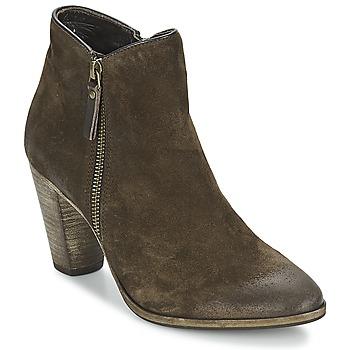 鞋子 女士 短靴 n.d.c SNYDER 灰褐色