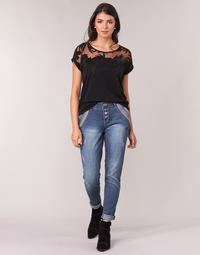 衣服 女士 直筒牛仔裤 Cream DICTE 蓝色