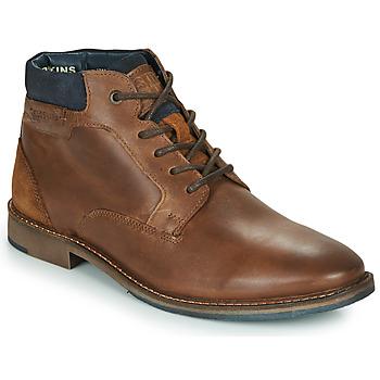 鞋子 男士 短筒靴 Redskins JAMILO 棕色