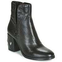 鞋子 女士 短靴 Mjus TWISTER METAL 黑色