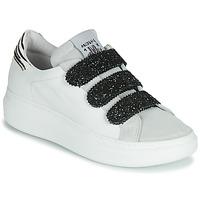 鞋子 女士 球鞋基本款 Meline SCRATCHO 白色 / 金色
