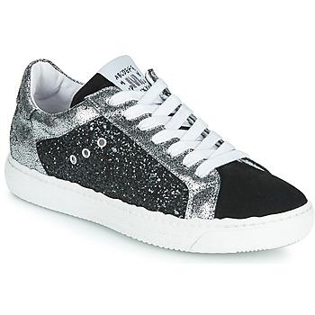 鞋子 女士 球鞋基本款 Meline PAKITELLE 黑色