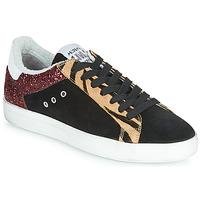 鞋子 女士 球鞋基本款 Meline ZEBRINO 黑色