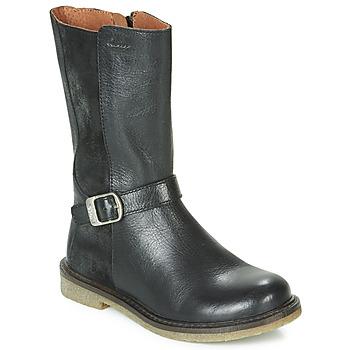 鞋子 女孩 都市靴 Aster WALI 黑色