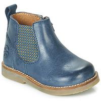 鞋子 兒童 短筒靴 Aster STIC 藍色