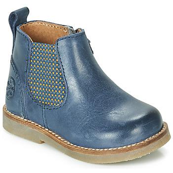 鞋子 儿童 短筒靴 Aster STIC 蓝色