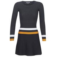 衣服 女士 短裙 Morgan ROXFA 海蓝色 / 白色 / 黄色