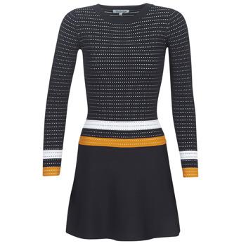 衣服 女士 短裙 Morgan ROXFA 海藍色 / 白色 / 黃色