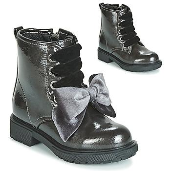 鞋子 女孩 短筒靴 Gioseppo LEHRE 灰色