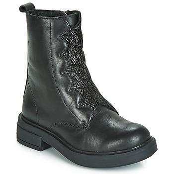 鞋子 女孩 短筒靴 Gioseppo ABENBERG 黑色