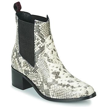鞋子 女士 短靴 Gioseppo MIKKELI 黑色 / 白色