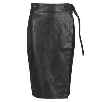 衣服 女士 半身裙 Replay W9310-000-83468-098 黑色