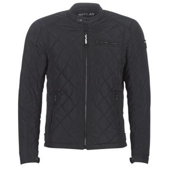 衣服 男士 夹克 Replay M8000-000-33110-098 黑色