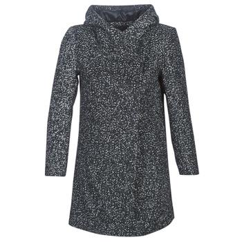 衣服 女士 大衣 Casual Attitude LOUA 灰色 / 黑色
