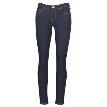 衣服 女士 牛仔铅笔裤 Lee SCARLETT RINSE 蓝色