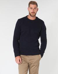 衣服 男士 羊毛衫 Schott PLOUTRIDER1 海蓝色