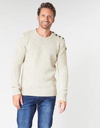 衣服 男士 羊毛衫 Schott PLOUTRIDER1 米色