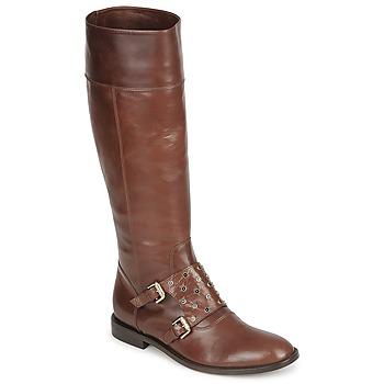 鞋子 女士 都市靴 Etro 艾特罗 QUERO 棕色