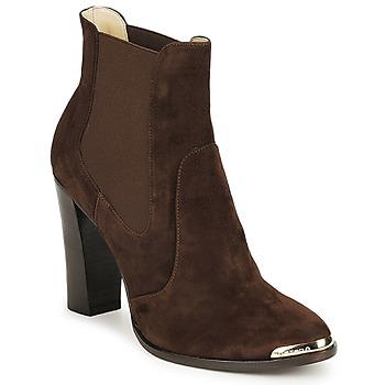 鞋子 女士 短靴 Etro 艾特罗 AMALFI 棕色