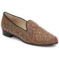 鞋子 女士 皮便鞋 Etro 艾特罗 BORCHIE 棕色