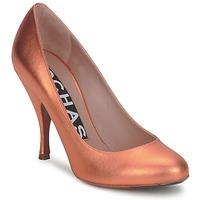 鞋子 女士 高跟鞋 Rochas 巴黎罗莎 RO18061-90 金属色-橙色