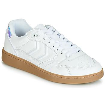 鞋子 女士 球鞋基本款 Hummel HB TEAM SNOW BLIND 白色