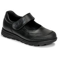 鞋子 女孩 平底鞋 Pablosky 334310 黑色