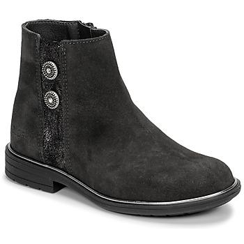 鞋子 女孩 短筒靴 Pablosky 475256 灰色