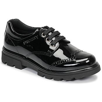 鞋子 女孩 德比 Pablosky 335419 黑色