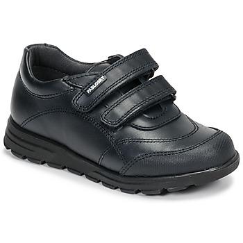 鞋子 男孩 球鞋基本款 Pablosky 334720 海蓝色