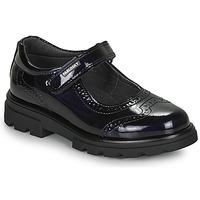 鞋子 女孩 平底鞋 Pablosky 335829 海藍色