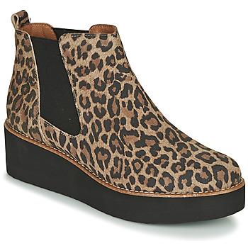 鞋子 女士 短筒靴 Fericelli LORNA 棕色