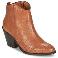 鞋子 女士 短靴 Fericelli LISA 棕色
