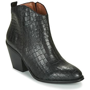 鞋子 女士 短靴 Fericelli LISA 黑色