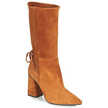 鞋子 女士 都市靴 Fericelli LUCIANA 駝色
