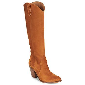 鞋子 女士 都市靴 Fericelli LUNIPIOLLE 駝色