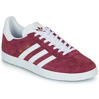 鞋子 球鞋基本款 Adidas Originals 阿迪达斯三叶草 GAZELLE 波尔多红