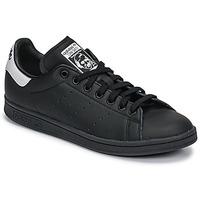 鞋子 球鞋基本款 Adidas Originals 阿迪达斯三叶草 STAN SMITH 黑色 / 白色