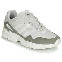 鞋子 男士 球鞋基本款 Adidas Originals 阿迪达斯三叶草 YUNG-96 白色 / 米色