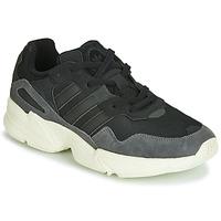 鞋子 男士 球鞋基本款 Adidas Originals 阿迪达斯三叶草 YUNG-96 黑色