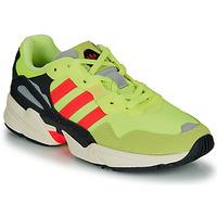 鞋子 男士 球鞋基本款 Adidas Originals 阿迪达斯三叶草 YUNG-96 黄色