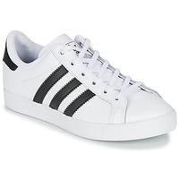 鞋子 兒童 球鞋基本款 Adidas Originals 阿迪達斯三葉草 COAST STAR J 白色 / 黑色