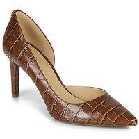 鞋子 女士 高跟鞋 Michael by Michael Kors DOROTHY FLEX D'ORSAY 棕色