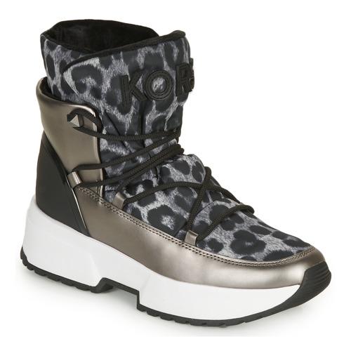 鞋子 女士 雪地靴 Michael by Michael Kors CASSIA BOOTIE Leopard
