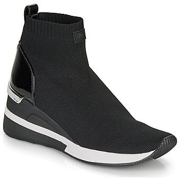 鞋子 女士 高帮鞋 Michael by Michael Kors SKYLER 黑色