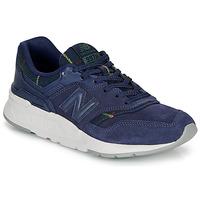 鞋子 女士 球鞋基本款 New Balance新百伦 997 海蓝色
