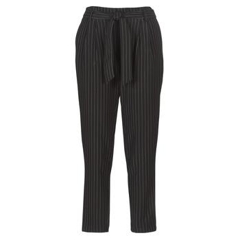 衣服 女士 多口袋裤子 Betty London LAALIA 黑色 / 白色