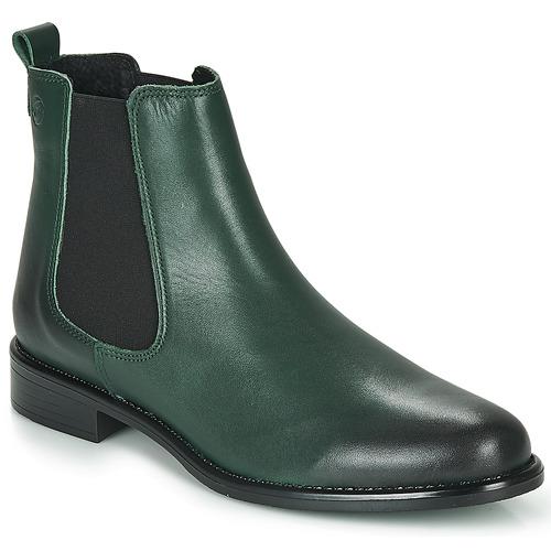 鞋子 女士 短筒靴 Betty London NORA 绿色